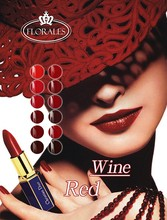 8 pcs 15ml Red Wine Series Florales Gel Polish 12 colors for choice Soak Off nail gel Free shipping! Gel varnish(China)