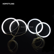 Hopstyling 1 set For Lexus IS220 IS250 IS350 IS-F 2006-2010 Angel Eyes Ultra bright illumination ccfl angel eyes kit(China)