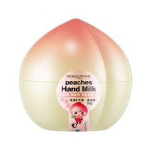 Peach Lotion Mini Hand Cream Skin Whitening Skin Defender Cream Hand Care Vitaminas  Moisturizing Anti-Wrinkle Hand Lotion