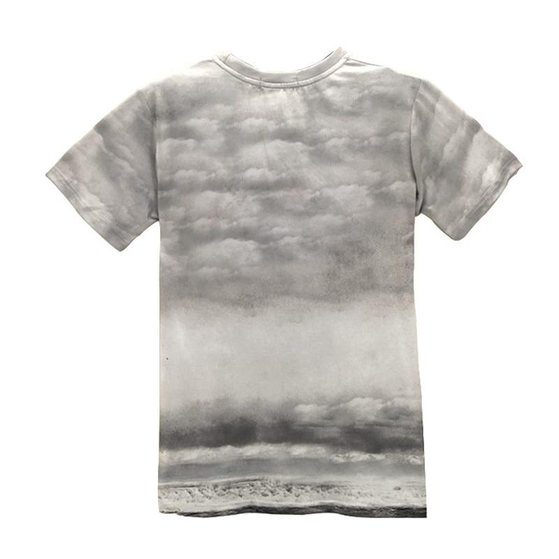 Men Women 3d T shirt Clown Print Short Sleeve T-shirt Men Fashion Brand Digital Printing Summer Round Collar Tops Tees Plus Size 3