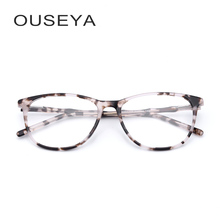 Acetate Women Corrective Glasses Prescription Fashion Oversized Computer Mutifocal Presbyopic Photochromic Spectacles #CB3291(China)