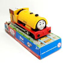 Buy x115 NEW Electric Thomas BEN friend Trackmaster motorized train engine children plastic toys packed packing for $14.95 in AliExpress store