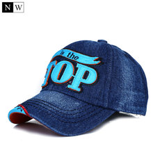 [NORTHWOOD] 2017 Fashion Baseball Cap Kids Snapback Kids Cap Bone Cotton High Quality Brand Sun Baseball Caps Size 52-55cm