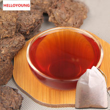C-PE026 China Yunnan Pu'er tea Old Chen old tea head 200 g pure cha Tuo green and healthy weight loss detox diet pure tea