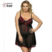 Comeondear Brand New Suppliers Of Sexy Lingerie Fashion Hot Sale Sexy Lingerie RK7922 New Arrival See Through Lingerie Babydoll