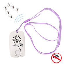 Ultrasonic Repellent Machine Electronic Dispell Insect Mosquito Fly Outdoor(China)