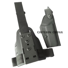 Newest Military Tactical Drop Leg Holster for Gun Colt 1911 Thigh Holster(China)