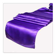 36 piece  purple  table runners  For Wedding  FREE SHIPPING  purple table runner