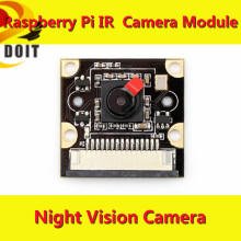 Official DOIT Raspberry Pie Rpi Pi Camera Module 5 Million 500W Pixels Webcam Image Video Pcduino Beaglebone Black Bb Robot Diy