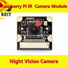 DOIT Raspberry Pie Rpi Pi Camera Module 5 Million 500W Pixels Webcam Image Video Pcduino Beaglebone Black Bb Robot Diy(China)