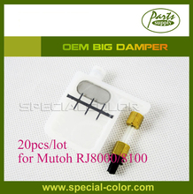 Compatible DX4 Solvent Printhead Big damper Large Damper for Mutoh RJ8000/8100 printer