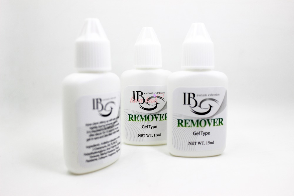 Korea IB ibeauty  clear gel remover for eyelash extensions (20)