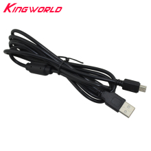 50pcs 1.8M USB Charger Charging Cable With Magnet Ring for Sony for PS3 Controller for Playstation 3 Data Cable(China)