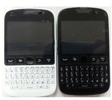 EMS/DHL free shipping 50pcs Black/White Original full housing cover Side Button+ frame bezel + keyboard For BlackBerry Bold 9720