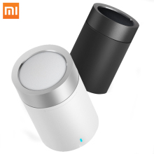 Original Xiaomi Mi Speaker Cannon 2 Mini Smart Bluetooth 4.1 Portable Wireless Subwoofer Wifi Loudspeaker for Iphone Android MP3(China)