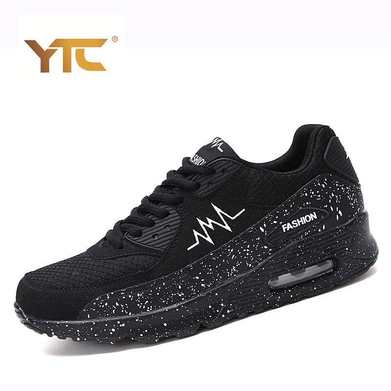 2017 New Men Women Casual Shoes Fashion Breathable Shoes Grey Black Lacing Mens Trainers Flat Shoes Plus Size zapatillas hombre<br><br>Aliexpress