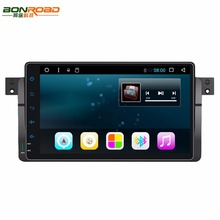 9''Android 6.0 Quad core RAM2G ROM32G Full Touch Car Video Player For E46/M3/MG/ZT/Rover 75/320/318/325 RDS GPS BT Wifi (No DVD)