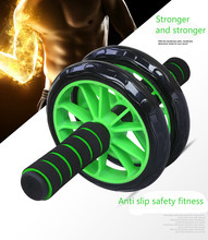 Abdominal wheel ABS  exercise abdominal fitness equipment household roller wheel wheel  sports fitness abdomen
