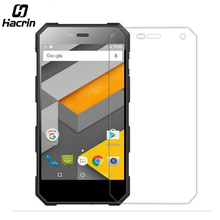 hacrin For NOMU S10 Tempered Glass Film 5.0inch 9H 2.5D Premium Screen Protector Film For NOMU S10 Pro Mobile Phone(China)
