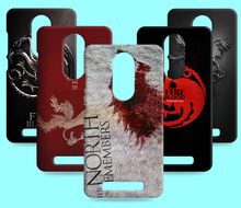 Ice and Fire Cover Relief Shell For Xiaomi Redmi Note 3 Cool Game of Thrones Phone Cases For Redmi Note 3 Pro