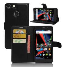 "Luxury Wallet Style PU Leather Flip Case For Archos 55 Diamond Selfie Lite 5.5"" Mobile Phone Cases Back Cover Fundas With Stand(China)"