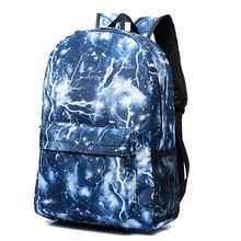 Senkey style Men backpack school bags for teenagers printing backpack travel boys name brand backpack men student schoolbag(China)