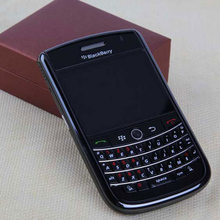 Original BlackBerry Bold 9630 mobile phone Unlocked  mp3 QWERTY Keyboard without camera phone  , Free  shipping