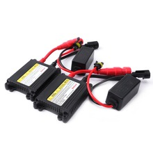 2pcs 12V hid xenon ballast 35W Digital slim hid ballast 35w blocks ignition electronic ballast for HID kit xenon H7 H4 H1 H3 H11