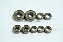Free Shipping Supply HIGH PRECISION RC CAR & Truck Bearing for KYOSHO dNaNo