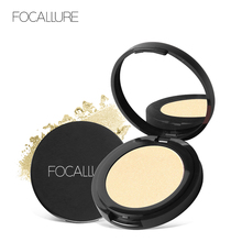FOCALLURE 5 Colors Imagic Brand Highlighter Powder Brighten Face Foundation Palette Highlighting Contour Professional Makeup(China)