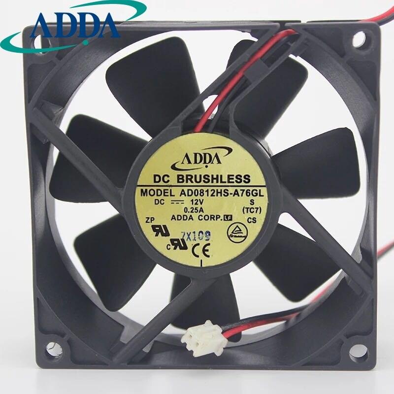 1Pcs DELTA BSB0412HA 12V 0.30A cooling fan