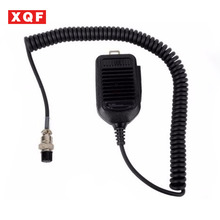 XQF HM-36 Hand Speaker Mic for ICOM Radio IC-718 IC-78 IC-765 IC-761 IC-7200 IC-7600(China)