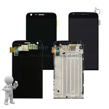 Buy 5.3'' New Full LCD DIsplay + Touch Screen Digitizer Assembly + Frame Cover LG G5 Speed F700S H845 H850 H850K H858 H860 H860N for $25.50 in AliExpress store