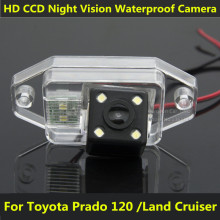 For Toyota Land Cruiser Prado 2700 4000 120 Series 2005 2006 2007 2008 2009 Car CCD Night Vision Backup Rear View Camera Parking