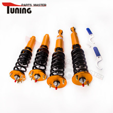 Coilovers Suspensions kit for Honda Accord Acura TSX 2003-2007 Shock Absorber Struts Yellow(China)