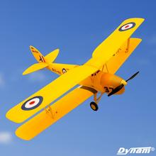 Dynam Tiger Moth tiger dynam 1.27 meters foam model of fixed wing aircraft wings(China)