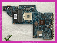 Top quality , For HP laptop mainboard DV6-6000 DV6 641489-001 laptop motherboard,100% Tested 60 days warranty
