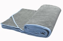 "Sunland Yoga Towel 24""x72"" Microfiber Hot Yoga Towel- Perfect for Bikram Ashtanga(China)"
