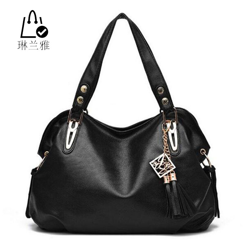 2017 female new fashion High Products Luxury Handbag Tote ladies PU Leather Hobo Shoulder Bag women Messenger Bags 6 colors Z-16<br><br>Aliexpress