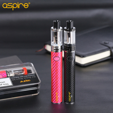 Original Aspire K4 Quick Start Kit Electronic Cigarette with 3.5ml Cleito Tank Pyrex Atomizer and 2000mah Carbon Battery E Vape(China)