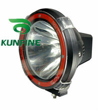 9-30V/55W 7 INCH HID Driving Light HID Offroad Spot/Flood Beam Light for SUV Jeep Truck ATV HID XENON Fog Lights(China)