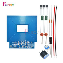 DIY Kit Simple Metal Detector Metal Locator 3V - 5V DC Electronic Production Metal Sensor Induction Suite Free Shipping