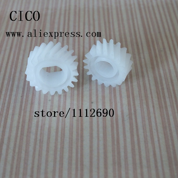 20 sets DCC6550 developer gear for Xerox docucolor 6550 7550 5065 252 250 240 242 550 560 developing gear / Free shipping<br><br>Aliexpress