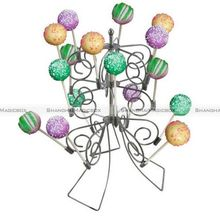 SMB Cake Pop Stand Holder Display 18 Gourmet Baked Treat Candy Lollipop Cobble Creek 40115369