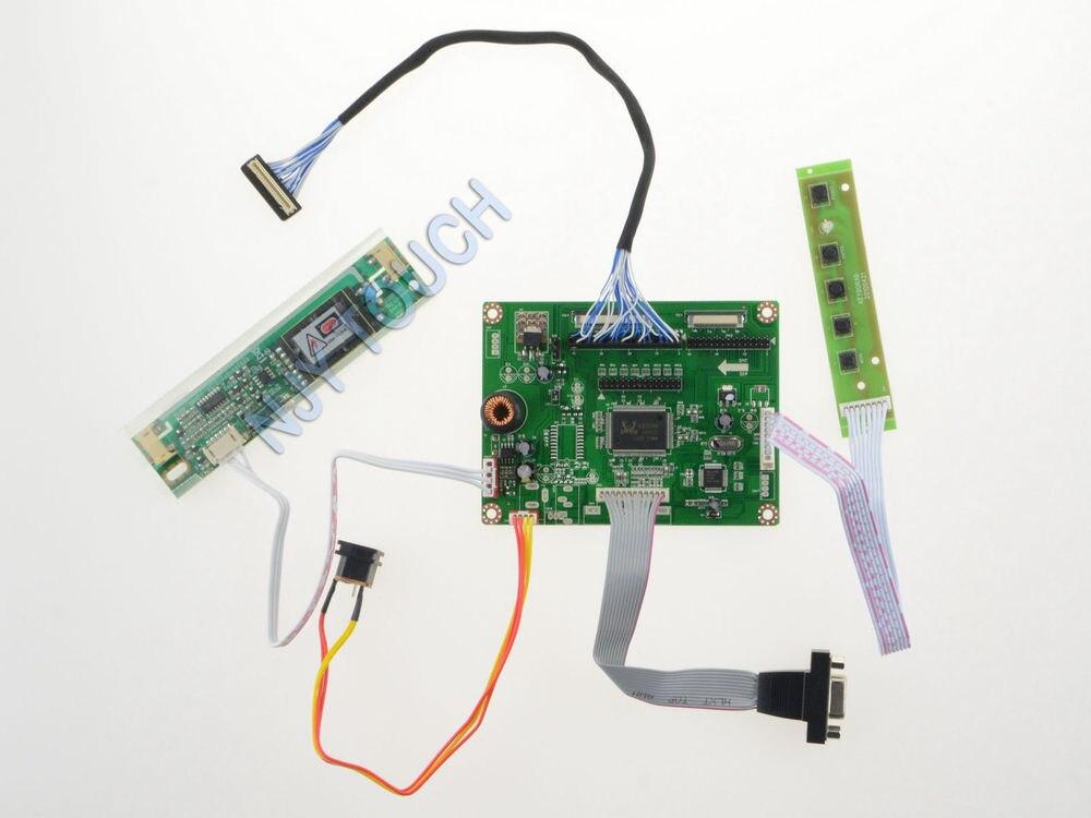 LM.R33A VGA LCD Controller Board TTL For NL6448BC26-01 NL6448BC26 8.4 inch 640x480 TTL 31 pins 2CCFL Free shipping<br><br>Aliexpress