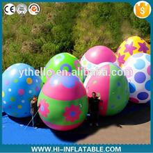 3m  Giant inflatable easter egg in hot sale,advertising inflatable