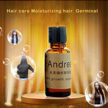 Original fast Sunburst Andrea Fast Hair Growth Pilatory Essence Human Hair Oil Baldness anti Hair Loss invalid refund(China)