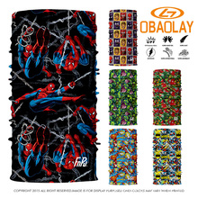 Custom Above 800 Styles Select 3D Design Cycling Headband Bike Scarf Bandana Fabric Multifunctional Seamless Tube Headband(China)