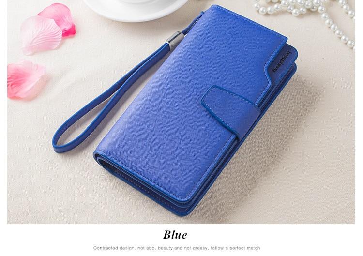 HTB1XjiGSFXXXXamXVXXq6xXFXXXL - 2018 new fashion women wallet leather brand wallets women wholesale lady purse High capacity clutch bag for women gift