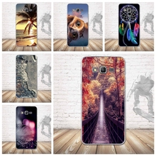Luxury 3D Printing Cover Case for Samsung Galaxy Grand Prime Case G530 G531 G531H Soft Silicone Phone Cases Skin TPU Cover Bag